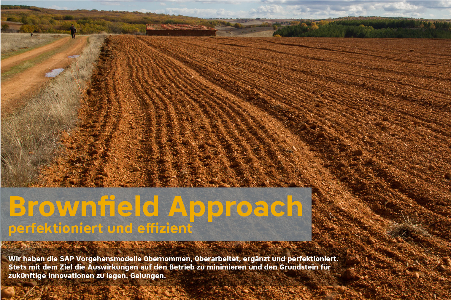 S4HANA Brownfield Approach